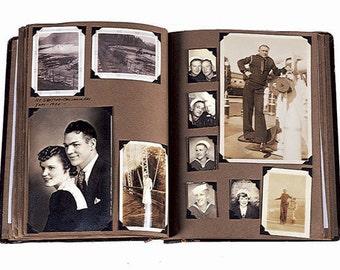 Scan 1 family photo album to CD-Jpeg