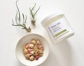 Rose Milk Coconut Bath Soak. Black Friday Sale. Milk Bath. Bath Salts. Soak. Organic Coconut. Moisturizing Bath Soak. Spa Gift. Vegan.