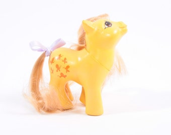 My Little Pony Gorgeous Well-Made Custom Baby Butterscotch Signed  ~ Pink Room ~ 160912