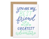 Best Friend Love Card