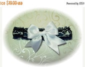 SALE 10% OFF Handmade  Wedding Garter with Seattle Seahawks fabric Toss NW