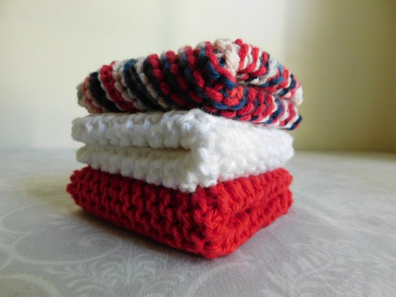 Liberty Dishcloth Trio