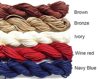 Nylon thread cord 1mm