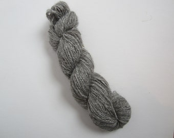 50/50 Cashmere & French Angora handspun yarn - LoveJoy and Shade