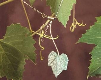 Vining Gourd Necklace