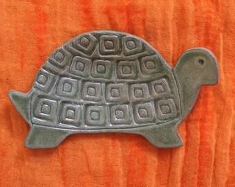 Turtle Tea Bag Holder
