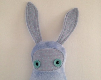 Floppy Eared Bunny - Pale Blue