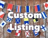 Custom order for lucanjulesmomma