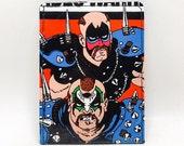 Custom WCW wallet