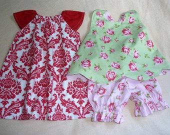 Girls Toddler Size 1T Clothing Set Ready to Ship Immediately