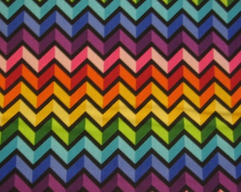Colorworks Concepts chevron by Northcott - 1 yard