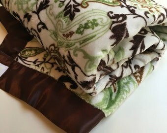 Minky Luxury Blanket