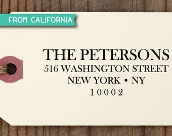 CUSTOM ADDRESS STAMP with proof from usa, Eco Friendly Self-Inking stamp, return address stamp, rubber stamp, rsvp stamp, wedding stamp 291