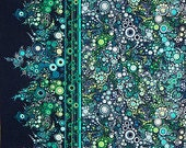 Effervescence Ocean Robert Kaufman Fabric
