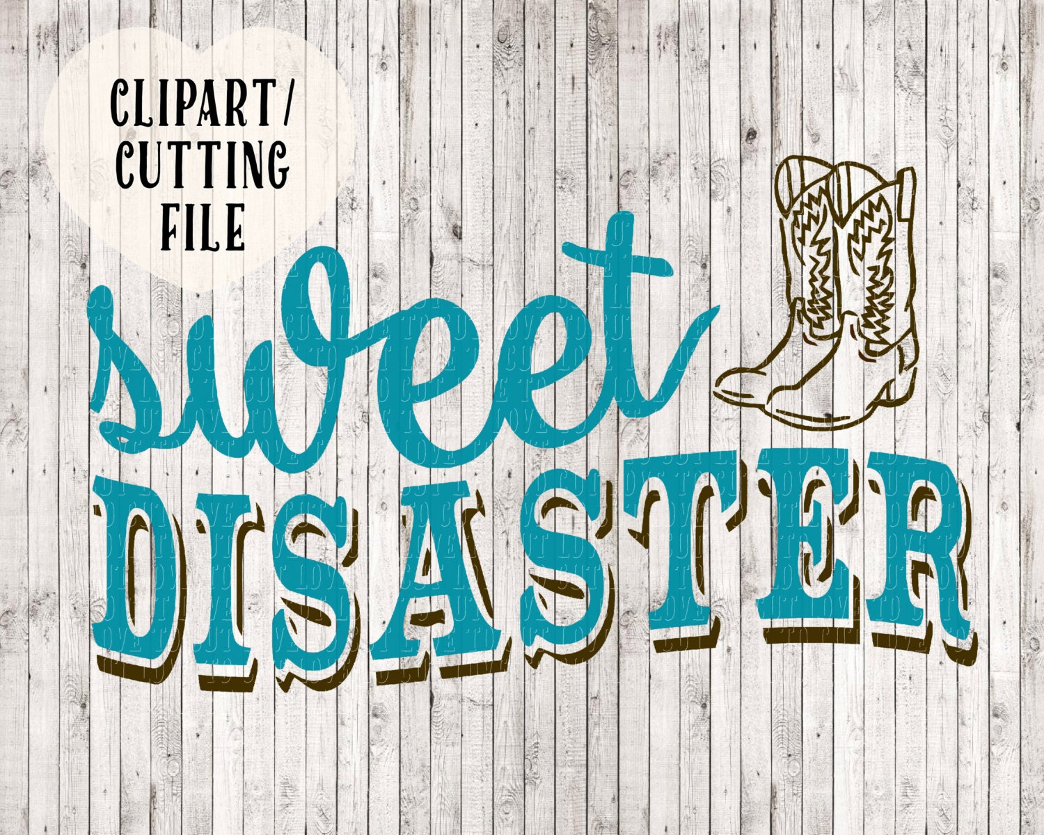 sweet disaster svg country girl svg southern girl svg