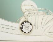Bridesmaid Gifts Jewelry - April Birthstone Adjustable Bangle Bracelet -  Alex & Ani Inspired Style #4