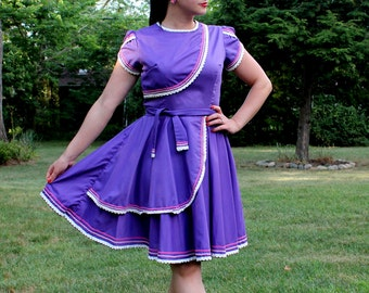 Ric Rac Attack Dress