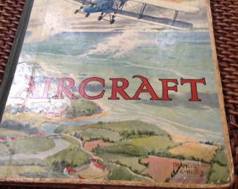 Aircraft -my picture book of 1920