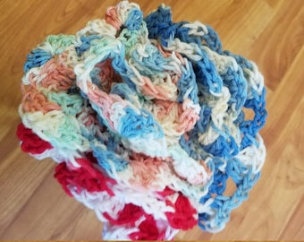 Dish Cloth Bouquet