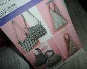 REDUCED PRICE Simplicity uncut pattern #2357