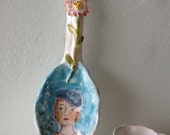 French Girl spoon