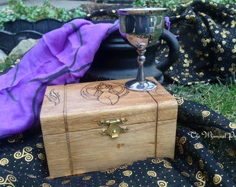 Altar Box and Chalice Set