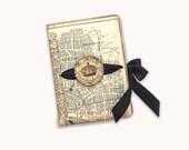 Gift Card Case, Gift Card Holder,Credit Card Case,Business Card Holder, Library Pocket Card, Paper Art, Stocking Stuffer, Party Favor