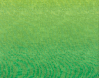 Ombre Green Timeless Treasures Fabric 1 yard