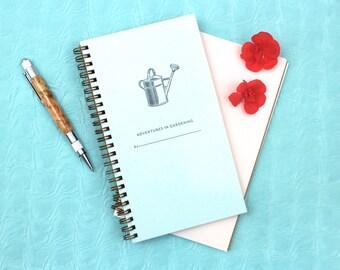 Adventures in Gardening - Letterpress Journal