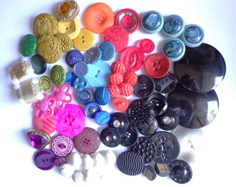 Eclectic Button Mix