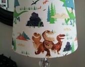 Lamp Shade Good Dinosaur