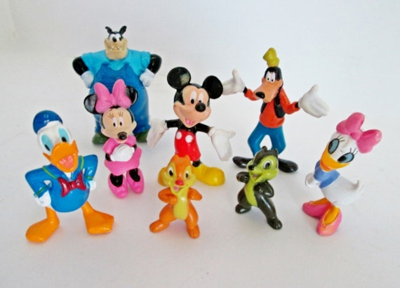 Disney Mickey Mouse Clubhouse Cake Toppers