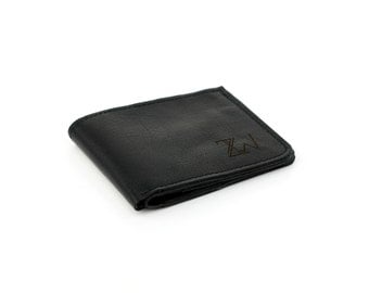ZW Billfold made from the interior of a 1994 Mercedes W140 S500