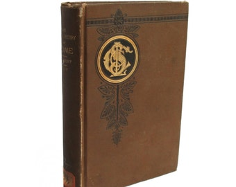 An Outline History of Rome - antiquarian reference book from 1889, the illustrated history of Rome