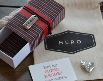 Inspire Message Box for your favorite Hero