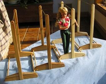 Barbie Clothes Rack
