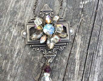 Restyled Vintage Necklace
