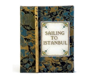 Sailing To Istanbul  - Bo Press Miniature Books