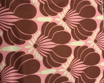 Imperial Fans - Nigella - Amy Butler Floral Twill Fabric