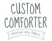 Custom Baby / Toddler Comforter