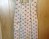 Hand Made Full Apron 50s or 60s