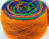 Pool Party - SHAWL STRIPES - Hand Dyed Merino Wool for Self Striping Shawls - The Special