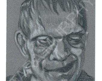 Frankenstein's Monster ACEO