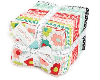 FALL SALE - IN Stock Fat Quarter Bundle (40) - Handmade - Bonnie and Camille for Moda Fabrics