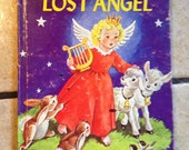 1953 Little Lost Angel Junior Elf Children's Book