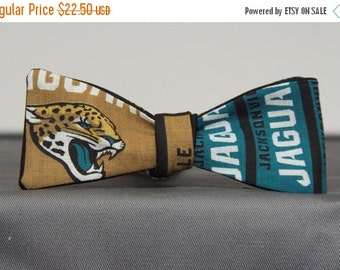 Jacksonville Jaguars Bow tie