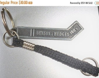 2 DAY6 SALE Benson & Hedges 100's Cigarette Keychain Vintage