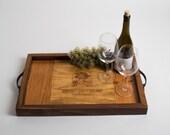 Silver Oak Cellars Wine Crate Tray