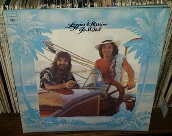 Loggins & Messina Full Sail Vintage Vinyl Record