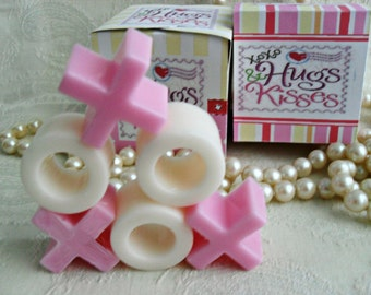 Hugs and Kisses Guest Soap